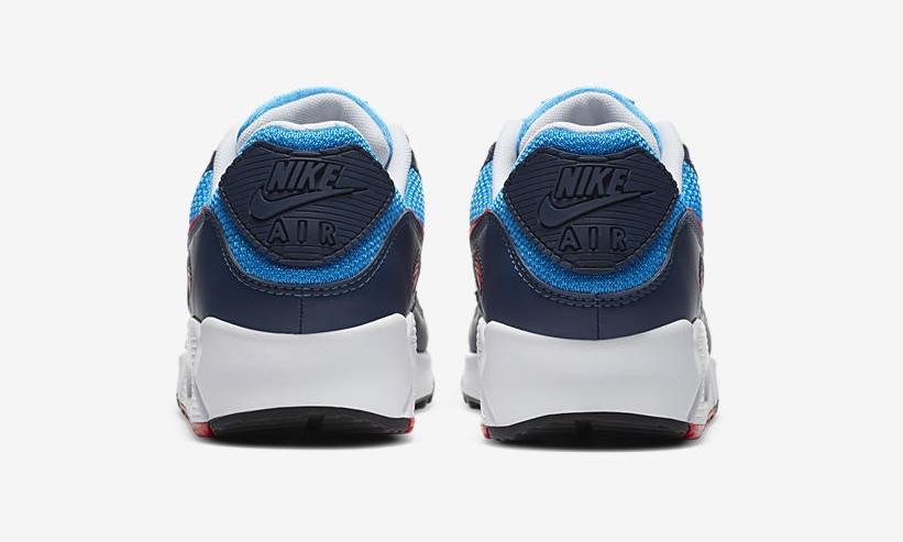 鞋舌、鞋垫都极具看点!这双 Air Max 90 新品与众差异