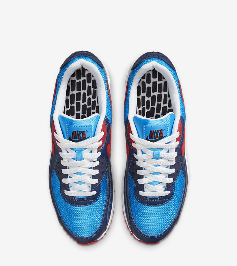 鞋舌、鞋垫都极具看点!这双 Air Max 90 新品与众不同