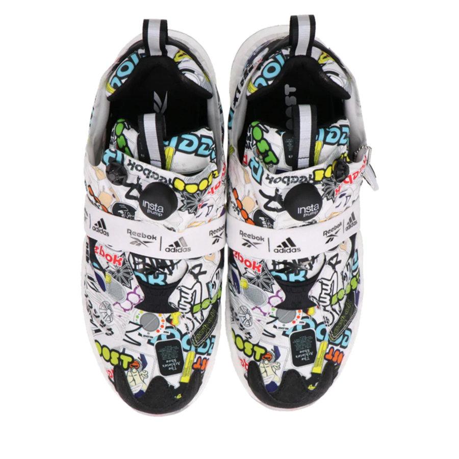 Pump Fury 搭载 Boost 中底!Reebok x adidas 全新联名现已登场!