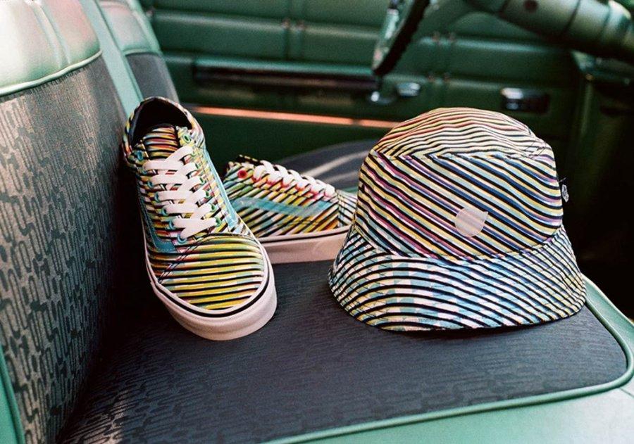 诚意满满的联名鞋款!全新 Vans x Anderson.Paak 即将发售!