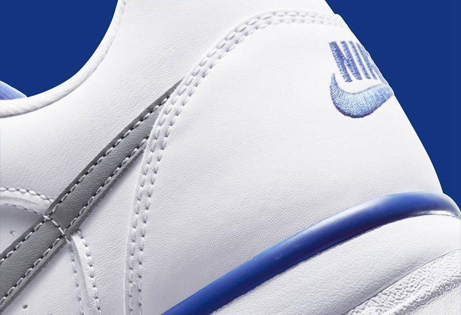 清爽白蓝配色!全新 Nike Air Cross Trainer Low 官图释出!