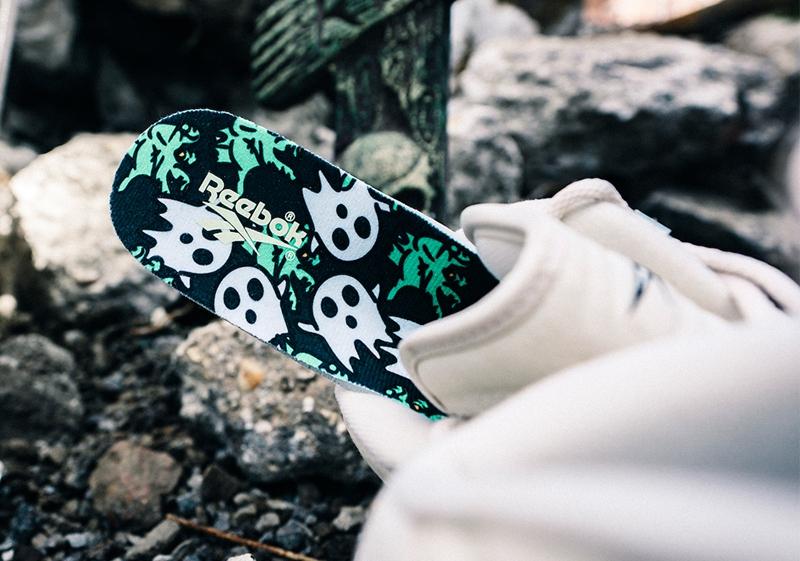 Reebok 万圣节主题球鞋套装刚刚曝光!下火博体育app发售!
