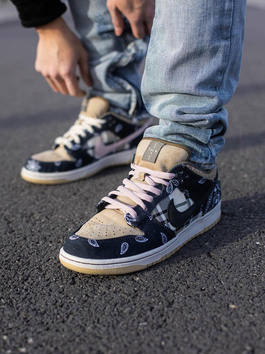 销量清单  最近大家都在冲这些鞋!TS x Dunk 降价 4K 卖爆了!但最火的不是它...