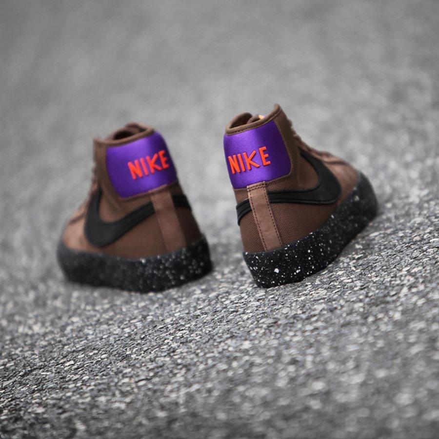 今年秋季就穿它了!Nike Blazer 全新 ACG 配色太帅了!