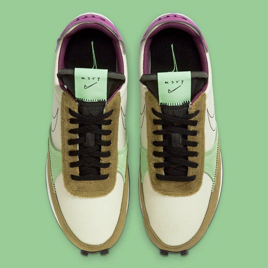 多材质鞋面规格极高!全新配色 Nike Daybreak 官图释出!