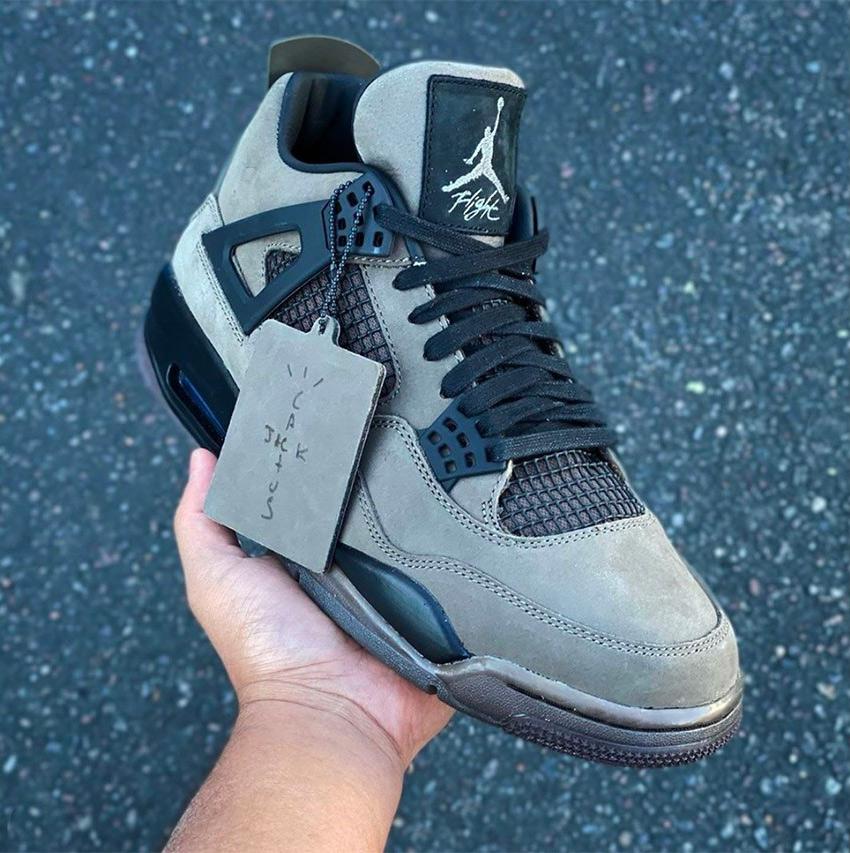 DB0732-200,AJ4,Air Jordan 4 DB0732-200 延期的「小 TS」AJ4 有消息了!新发售日期曝光!