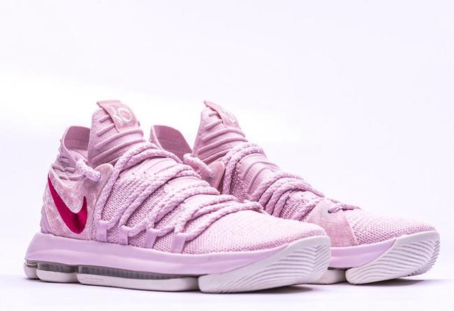 Nike KD 13,Aunt Pearl,C0011-60  乳腺癌主题 KD13 即将发售!华丽梦幻配色!