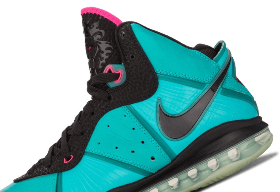 Nike,LeBron 8,CZ0328-400,South  無數人期待的天價 LBJ8 南海岸復刻!最新發售信息來了!