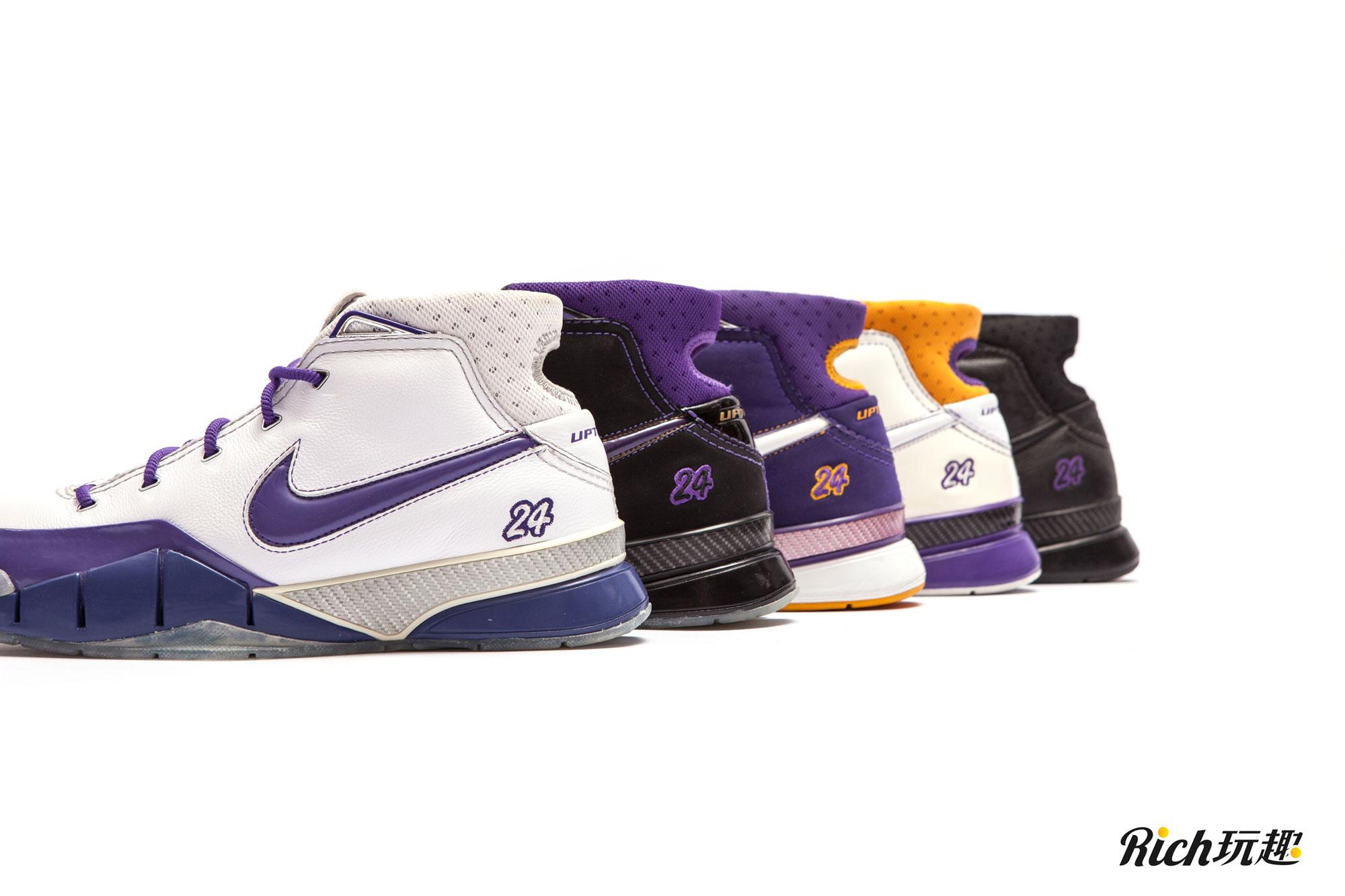KOBE,RICH  國內首個「超限量球鞋拍賣會」!你沒見過的科比戰靴這全有!