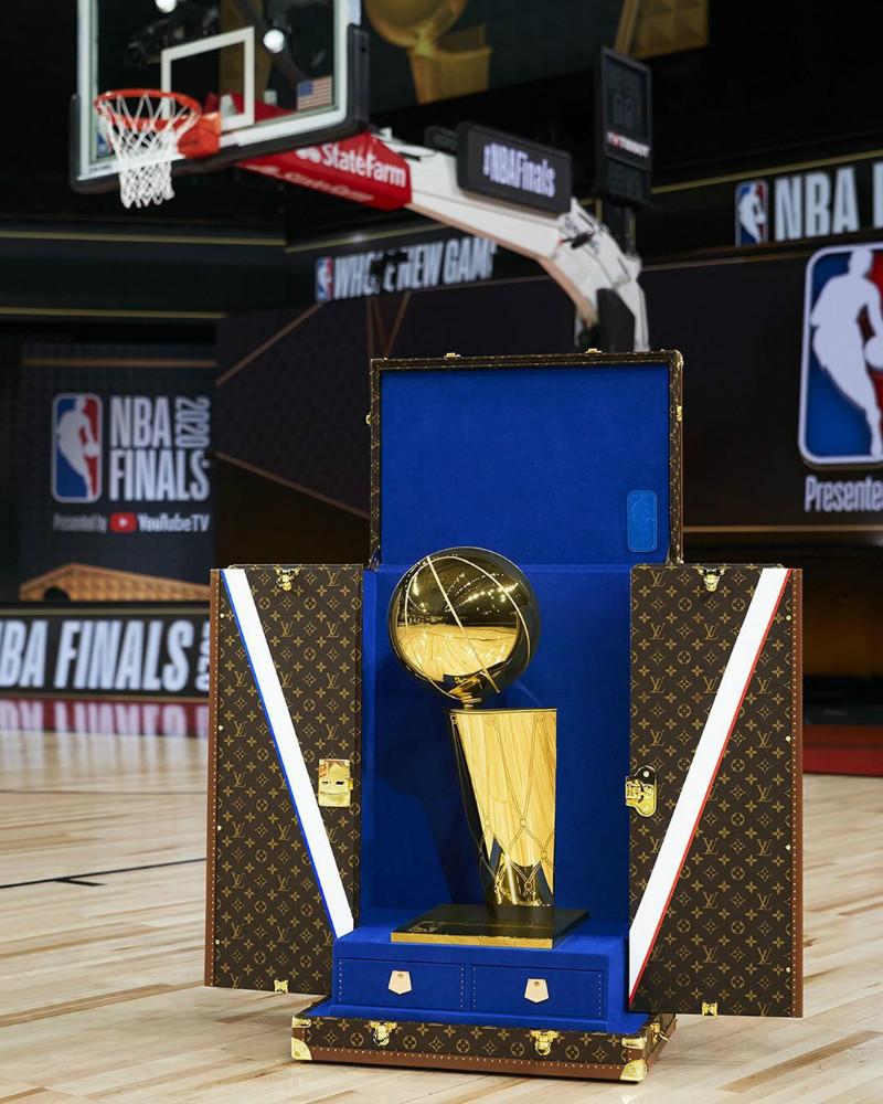 Louis Vuitton,NBA  LV x NBA 完整单品曝光!十一月底正式发售!