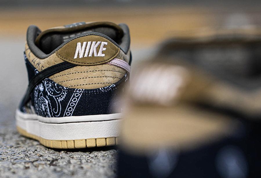 Nike,Dunk,Dunk SB  今年 Nike 这个系列款款疯涨!7 双市价破万!最贵的跟 Dior AJ1 一个价!