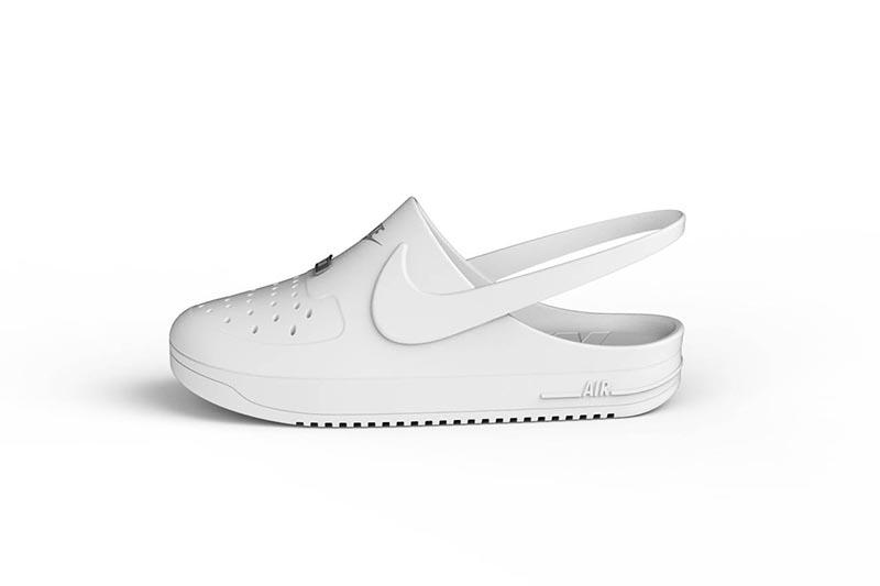 Crocs,Nike,Kegan McDaniel  可爱、舒适又个性!这双 Nike 拖鞋也太顶了!