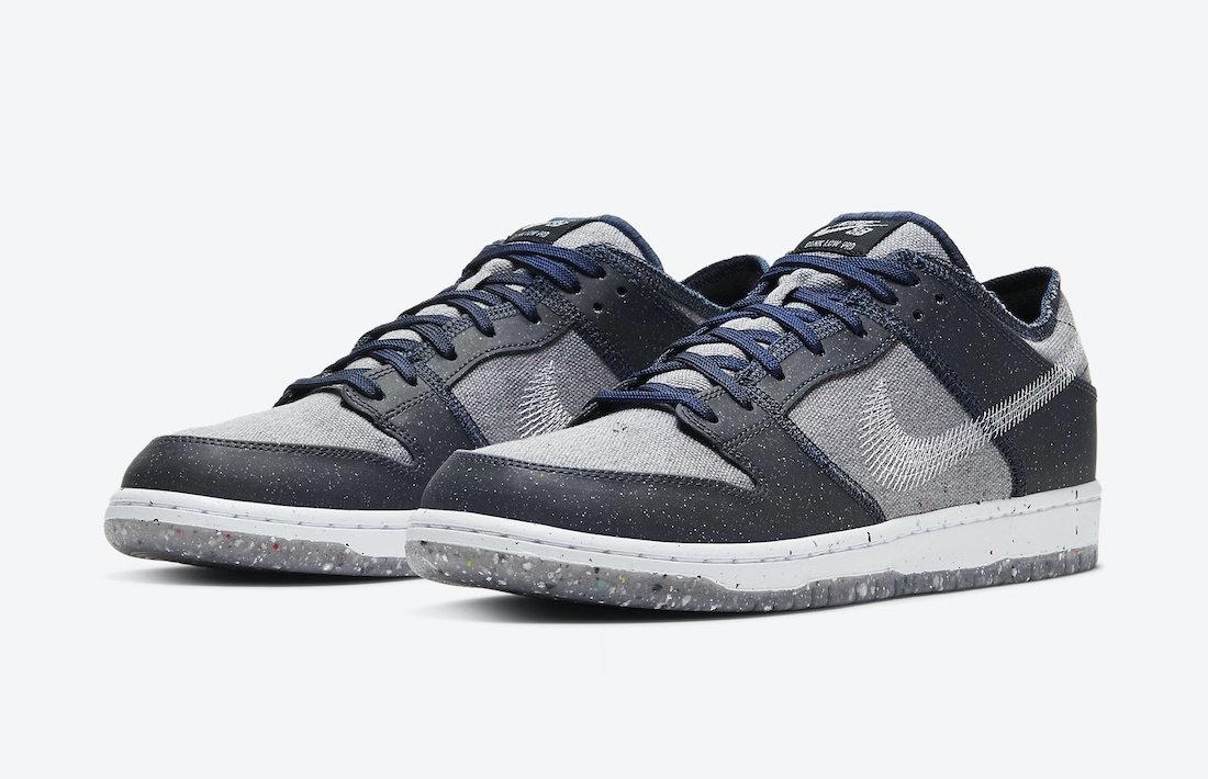 Dunk SB,Nike,发售,CT2224-001  明早又要抢 Dunk SB 了!垃圾鞋配色官网预告释出!