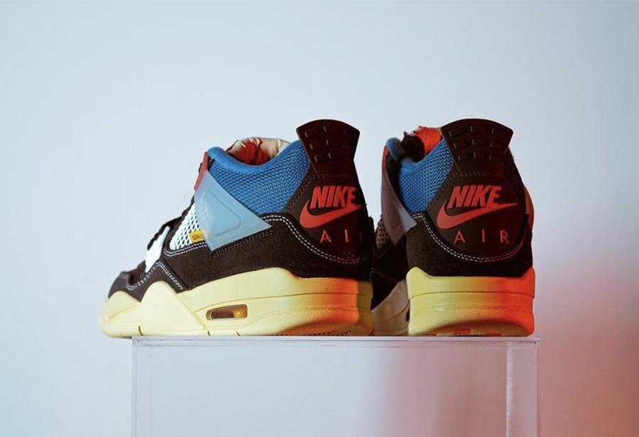 Nike,FOG,Air Jordan 1,Union,AJ  没抢到 Union AJ4、FOG 突袭?Nike APP 重磅补货,千万别错过!