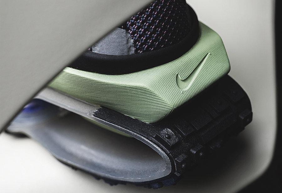Nike,ISPA Road Warrior,上脚,发售,开  抽签刚刚开启!侃爷眼馋的 Nike 新鞋又来了!这次恐怕还难抢!