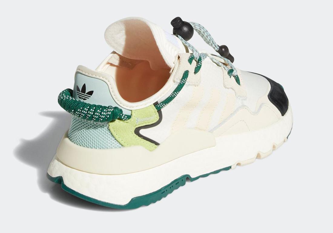 Ivy Park,adidas,Nite Jogger,S2  碧昂丝联名 adidas Nite Jogger 即将发售!明快亮眼!