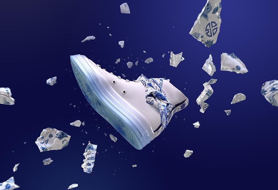 张艺兴,Converse,Chuck 70  刚刚发布!他的联名鞋等了一年!这设计谁能顶得住!