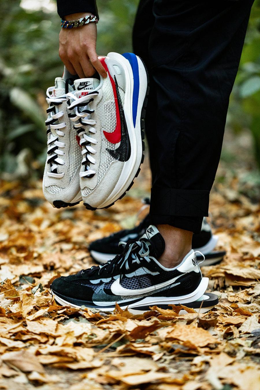 Nike,sacai,LDWaffle,Blazer Low  悄悄起飞!sacai x Nike 市价破万!「原价左右」能买的只剩这几双了!