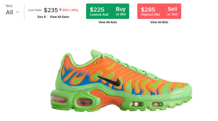 Supreme,Nike,Air Max Plu  市价不到两千?!纯白 Supreme x Air Max Plus 上脚超帅!
