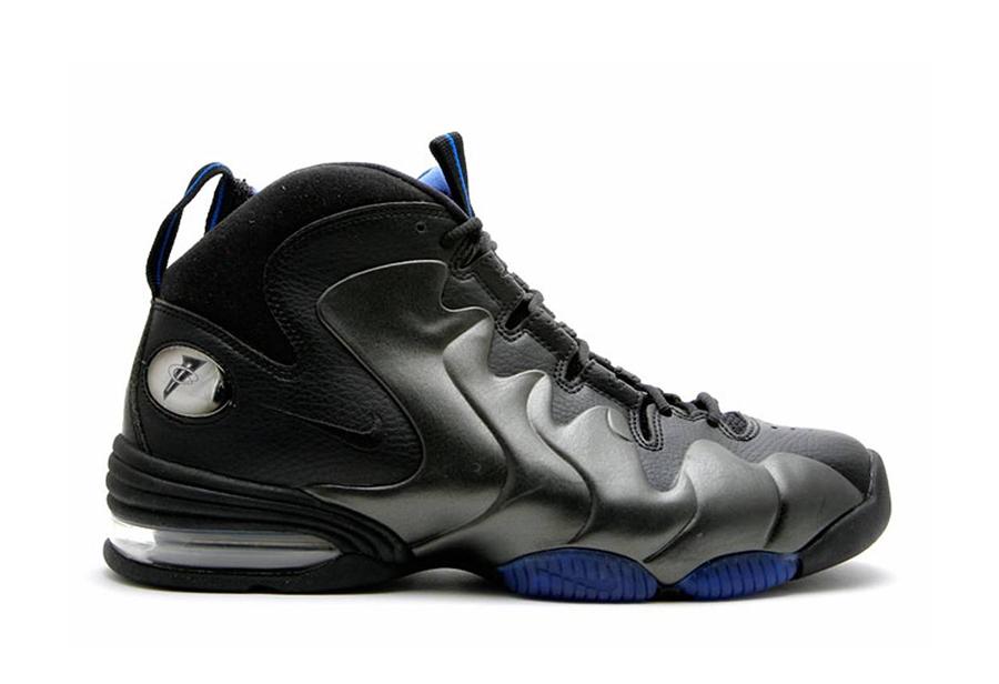 Nike,Air Penny 3,Black Royal,C  无数人心中的经典战靴!元年纯黑 Nike Air Penny 3 即将复刻!