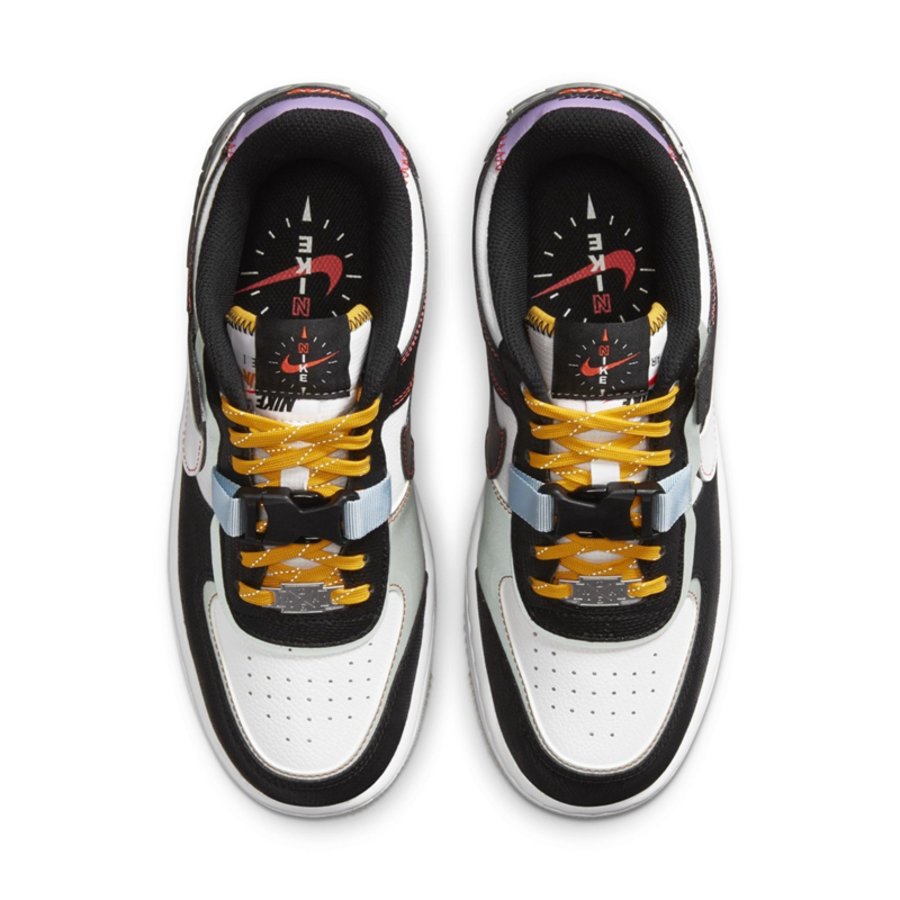 Nike,Air Force 1 Low  去年卖爆的 Air Force 1 Shadow 又来了!今年更机能了!
