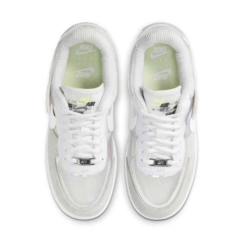 WNMS,Nike,Air Force 1 Shadow S  幻彩、解构、灯芯绒!Nike 宝藏球鞋又来了!