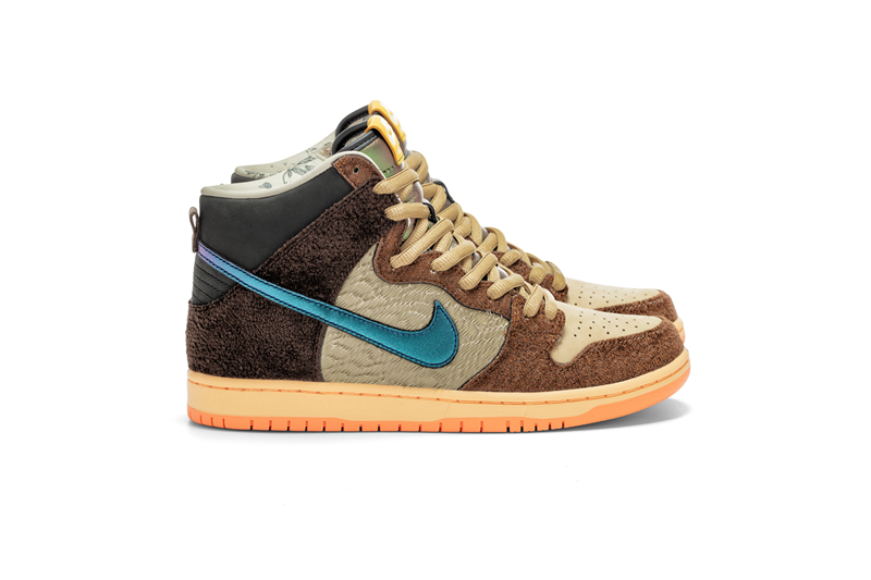 Concepts,Nike SB,Dunk High,Tur  「烤鸭」Concepts x Dunk Hi 官宣!国内发售信息来了!