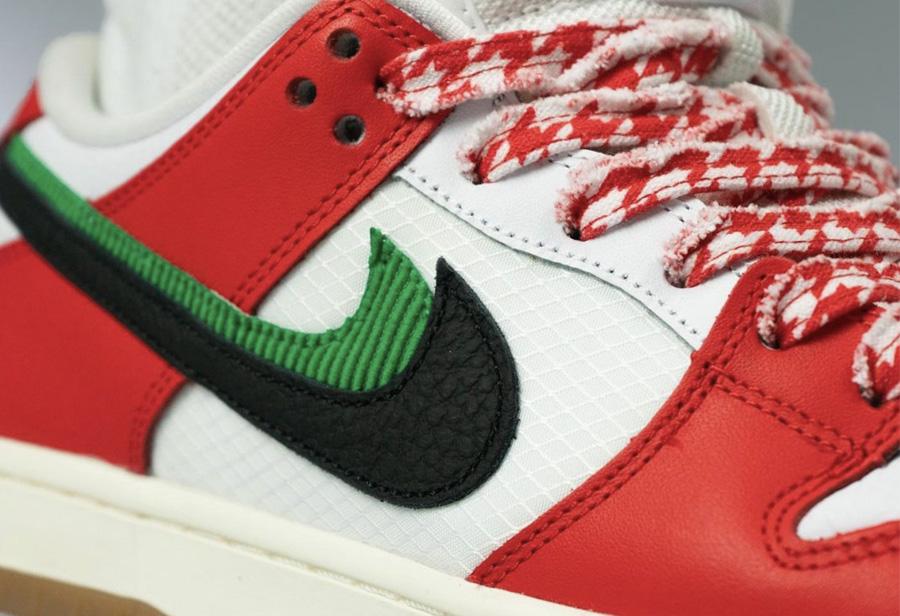 Frame Skate,Nike,SB Dunk Low,H  迪拜鞋店独占联名!这双 Nike SB 新品细节超丰富!