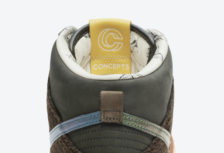 Nike,Concepts,Nike,Dunk,权志龙  Concepts x Dunk 明早发售!可能还有权志龙 AF1 突袭!