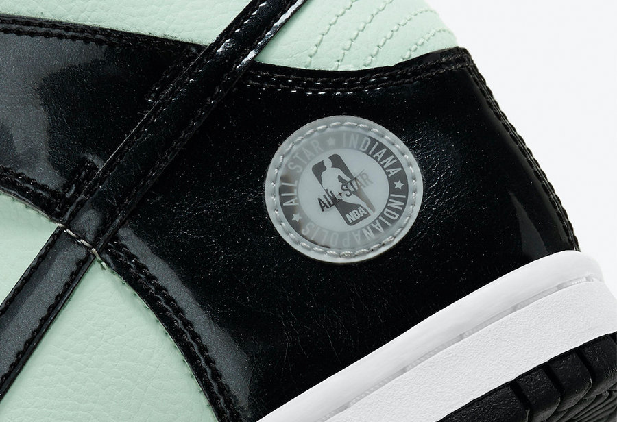 AJ1,Nike,Dunk,DD1650-001,DD184  Nike 全明星鞋款首次曝光!Dunk 和 AJ1 都齐了!