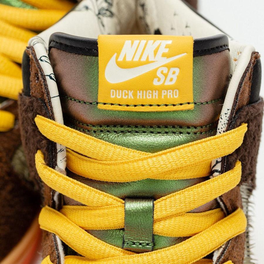 Concepts,Nike,Dunk SB Hi  市价 ¥2400!今早 Concepts x Dunk SB Hi 你中了吗?