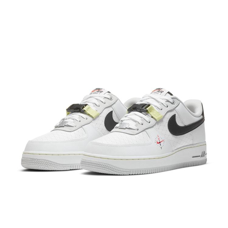 Nike,Air Force 1 Low,Fresh Per  机能纽扣太帅了!全新 Air Force 1 正式发售!