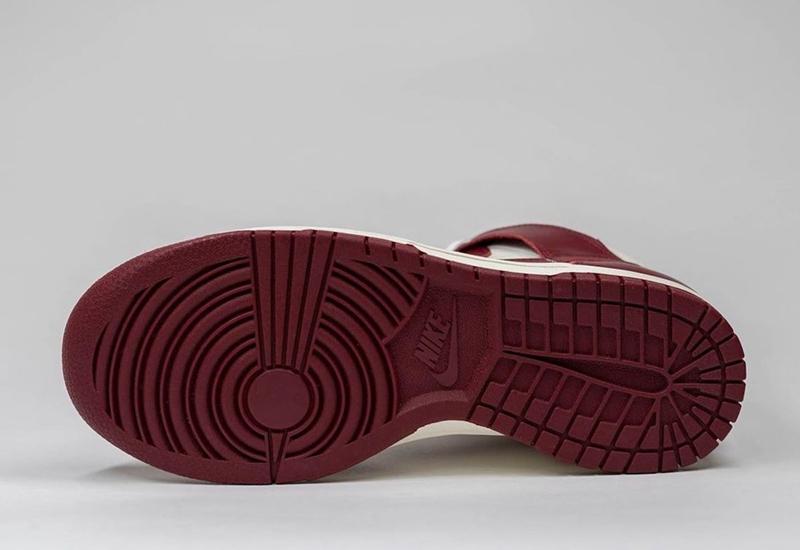 Nike,Dunk High,Team Red,DD1869  经典红白造型尽显 OG 气质!全新 Dunk Hi 实物图首次释出!
