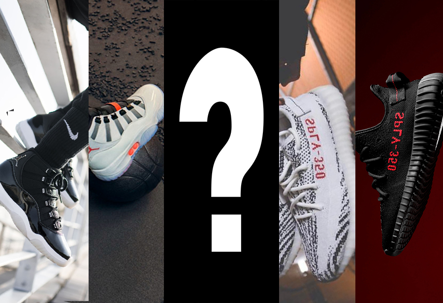 adidas,Yeezy,Nike,Air Jordan  下月狠货多到吐!Yeezy 红字回归、自动系带 AJ11!但今年最后王炸非它莫属!