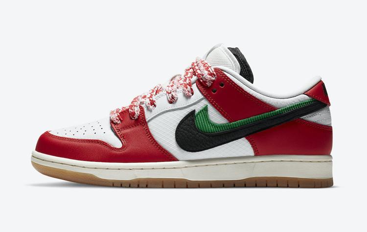 Frame Skate,Nike SB,Dunk Low,H  这鞋听着就贵!全新「迪拜」Dunk SB 联名本周六发售!
