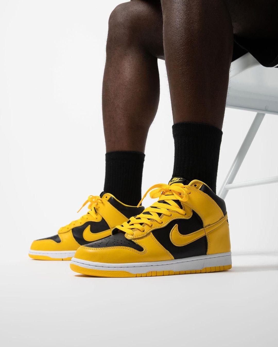 Nike,Dunk High,CZ8149-002,发售  「小武当」Dunk Hi 下周发售!国内发售预告释出!