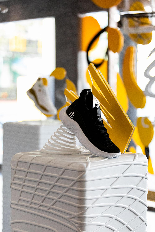 Curry Flow 8,Under Armour,Curr  本月頭號驚喜!最強庫里戰靴誕生!只盯著鞋底會錯過一半黑科技!