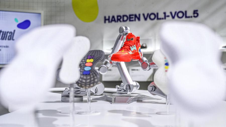 adidas,Harden Vol.5,INNERSECT  入手有难度!特殊配色 Harden Vol.5 明日限时首发!