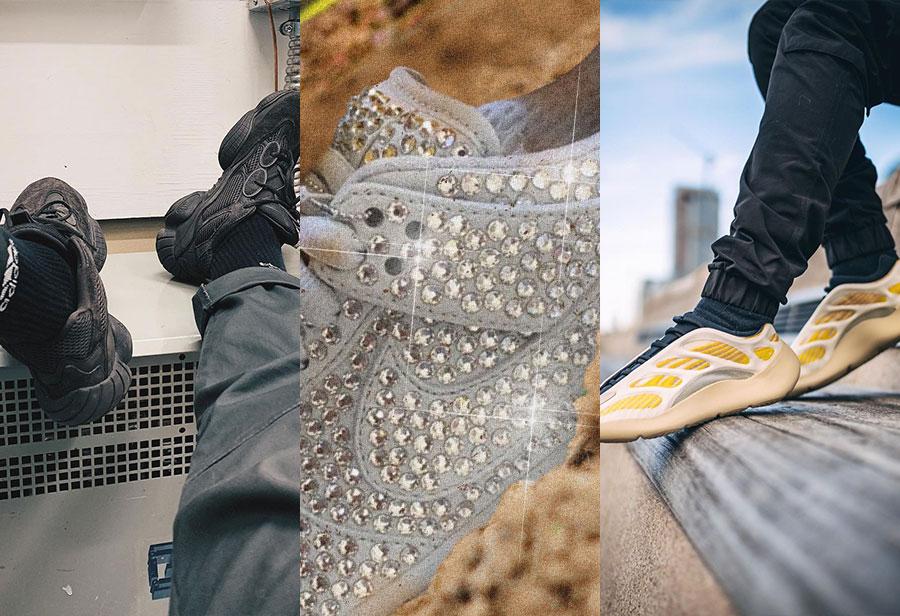 Adidas,Nike  近期新鞋漲跌榜!多雙 Yeezy 低于原價!鑲鉆 Nike 單換 Dior AJ1!