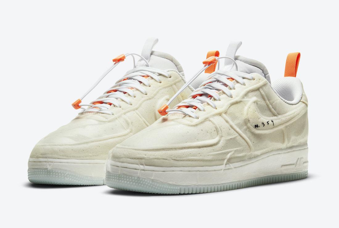 Nike,AF1,Air Force 1,CV1754-10  這不比 OFF-WHITE 聯名帥?全新 AF1 估計都搶著買!