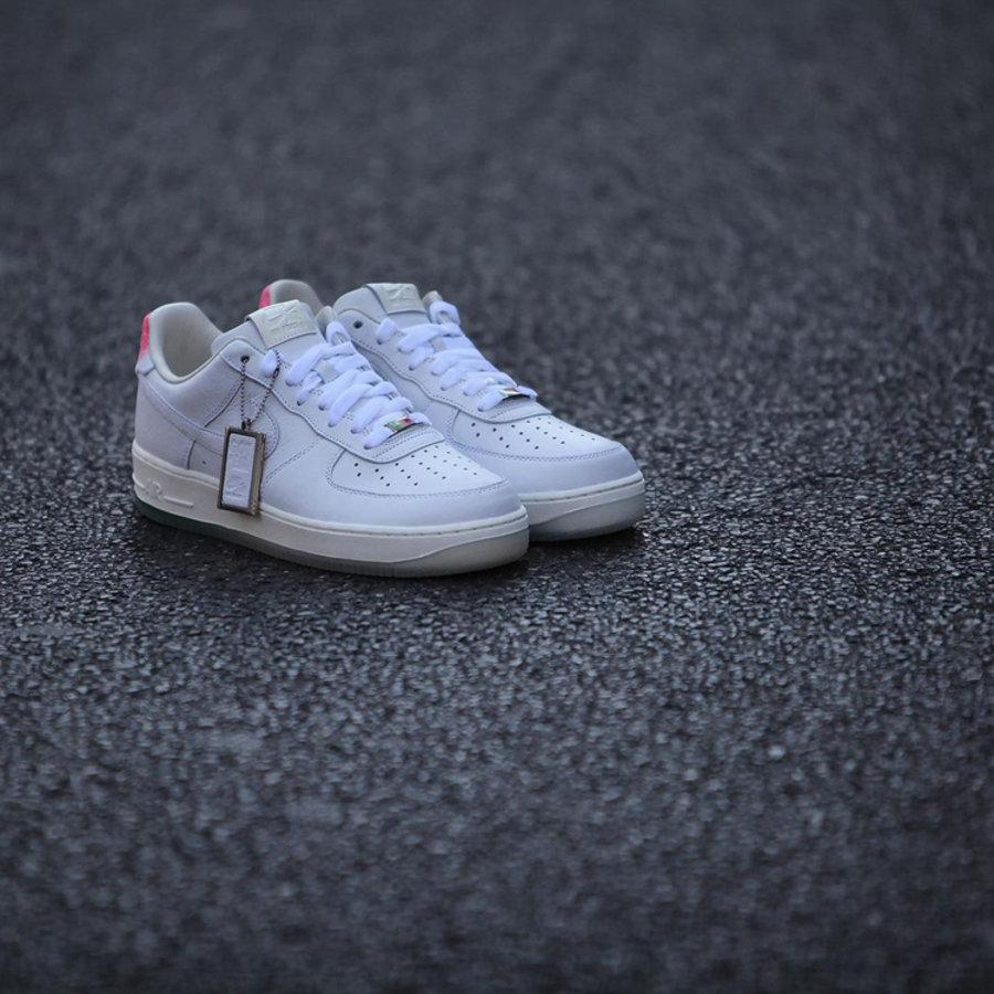 Nike,Air Force 1 Low,GOT'EM,DC  「寿桃」Air Force 1 美图曝光!穿它抢鞋准能中!