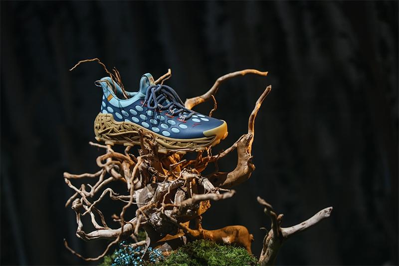 安踏,ANTA,巢鞋  范思哲設計師親自操刀!ANTA 這雙聯名鞋鞋太酷了!