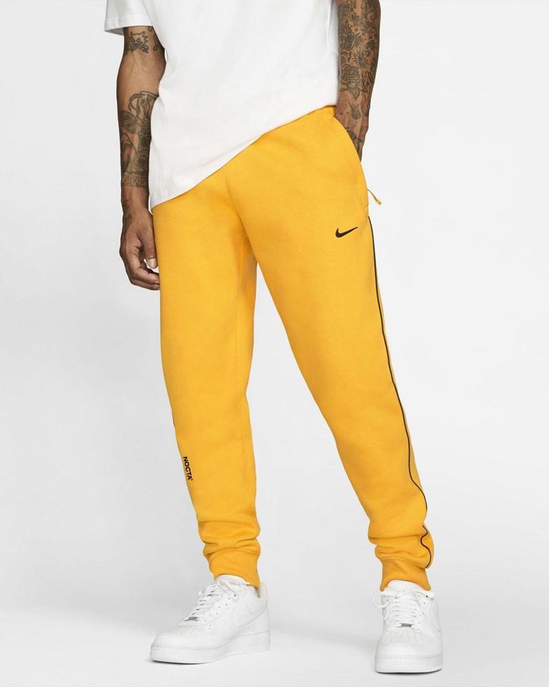 NOCTA,Drake,Nike  Drake x Nike 越看越帅!这下服装、球鞋都有了!