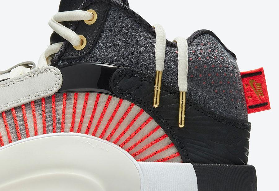 这款全新联名 莆田鞋Air Jordan 35 下周五发售!配色拯救颜值?!