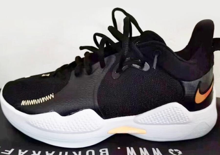 Nike,PG5  泡椒上脚 Nike PG5!这次颜值你打几分?