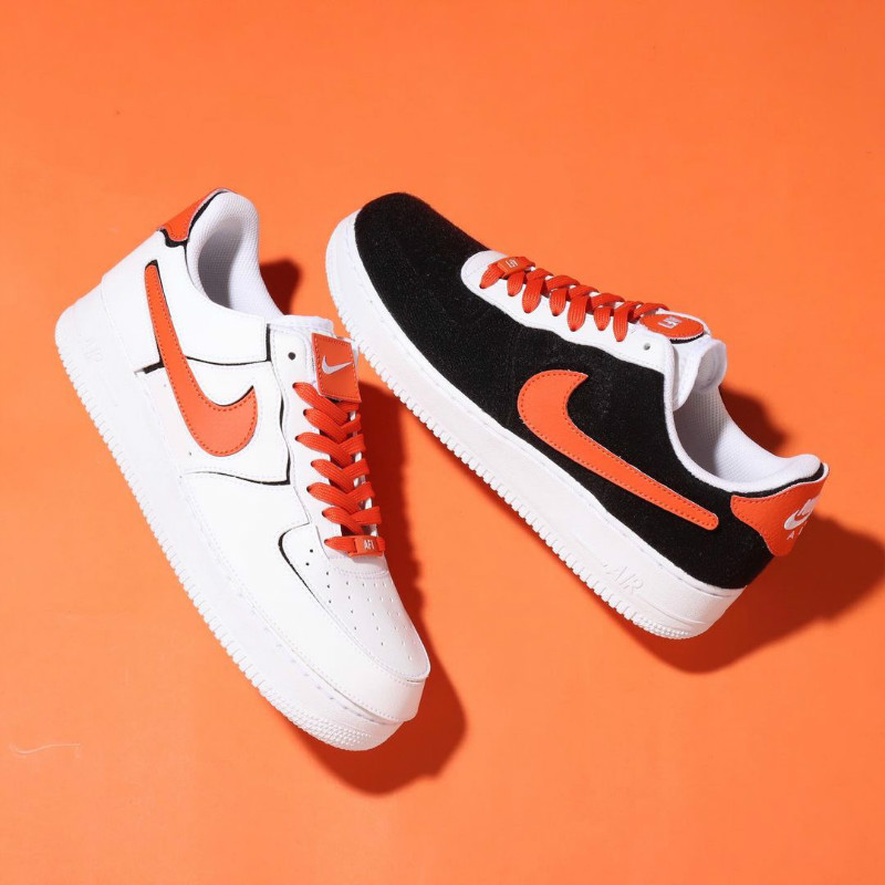 Nike,AF1,Air Force 1/1,Mighty  心动警告!二次元女神 Air Force 1/1 即将发售!