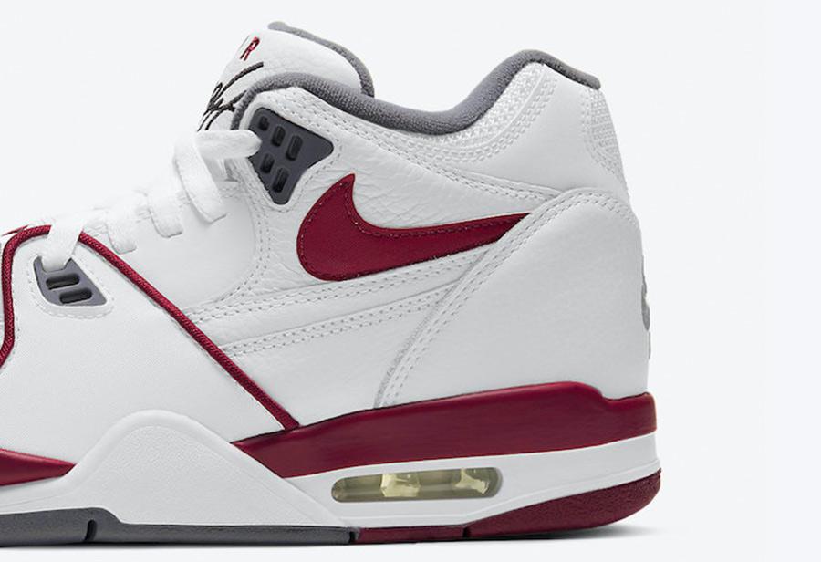 Nike,Air Flight 89,Team Red,DD  简约风十足!新配色 Air Flight 89 即将正式发售!