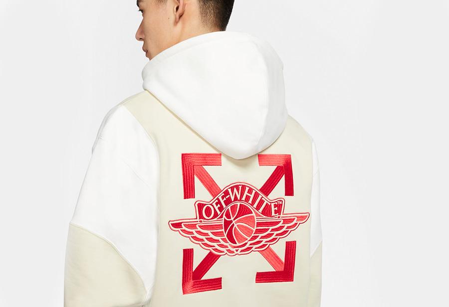OFF-WHITE,Air Jordan 5  OW x AJ5 服饰上架官网!明早上午冲冲冲!