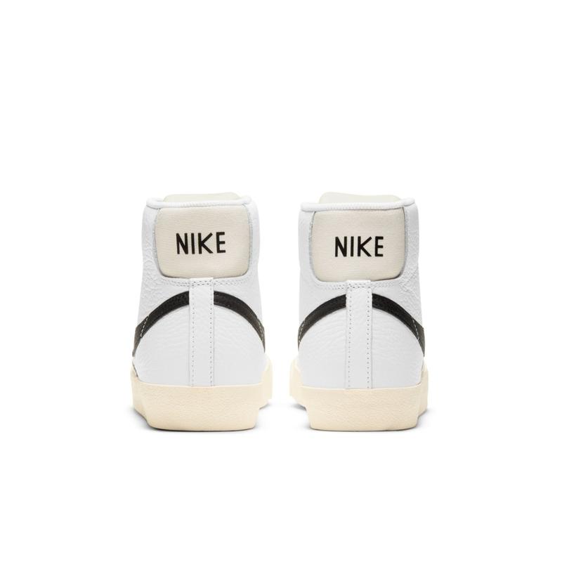 Nike,Blazer Mid'77,Vintage  经典黑白造型!全新 Blazer Mid 官图释出!