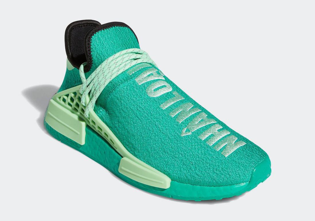 Hu NMD,adidas,发售,GY0089  CONFIRMED APP 预告!湖水绿菲董 Hu NMD 明早发售